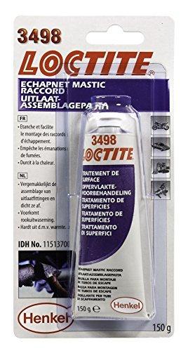 Loctite EA 3498Dichtungsmittel Rohre Auspuff Henkel 150g