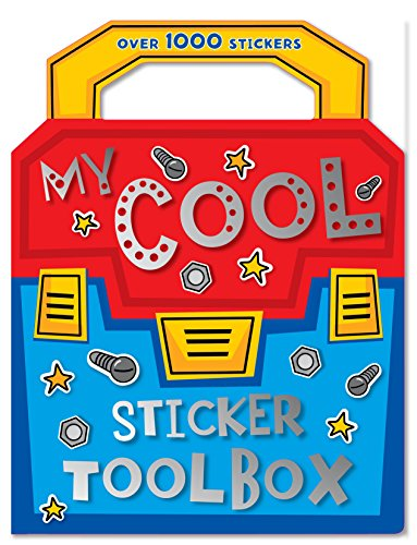 Toolbox Sticker Book