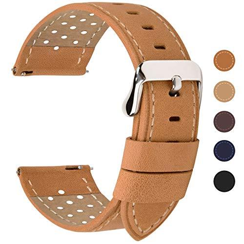 Fullmosa 6 Farben für Uhrenarmband mit Schnellverschluss, Breeze -