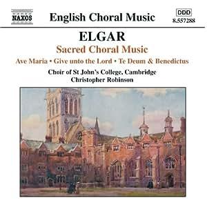 Elgar - Sacred Choral Works