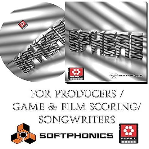 Softphonics - SpheRe - The Propellerhead Reason Refill - Scoring tools - Atmosphere generation - 4.7GB of Specialised