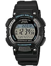 Casio Collection – Damen-Armbanduhr mit Digital-Display und Resin-Armband – STL-S300H-1AEF