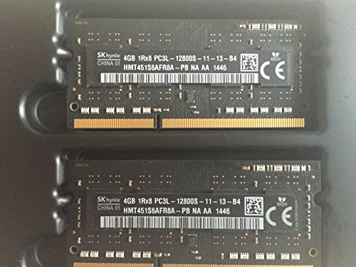 hynix-1x-4-gb-204-pin-ddr3l-1600-so-dimm-1600mhz-pc3l-12800s-cl11-135v-basso-voltaggio-parte-hmt451s