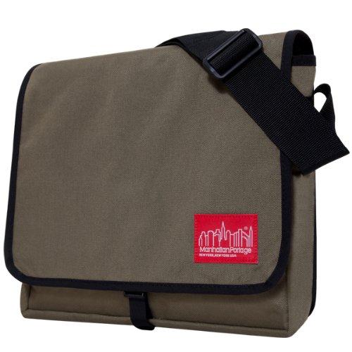 Manhattan Portage Unisex-Erwachsene DJ Bag MD Tasche, Vert - Khaki, Einheitsgröße - Manhattan Portage Tasche