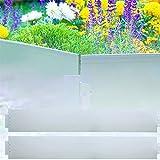 Hengmei 5 m - 50 m, bordo in metallo per prato, flessibile, bordo per aiuole, 100 x 14 cm, 5 - 50 pezzi