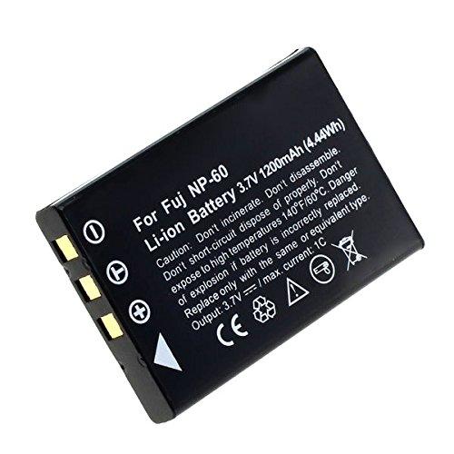 Cellonic Qualitäts Akku für Kodak Easyshare DX6490 Easyshare DX7590 Z7590 P880 P850 Z760 (1200mAh) KLIC-5000 Ersatzakku Batterie