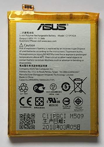 Asus Batterie pour Zenfone 2 ZE551ML ZE550ML Z00AD Z008D 3,85V 3000mAh C11P1424
