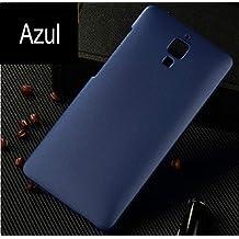 Prevoa ® 丨Funda Carcasa Gel para Xiaomi 4 M4 Mi4 Smartphone - Azul