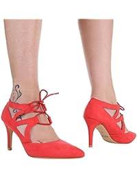 Ital-Design - Zapatos de Tacón Mujer