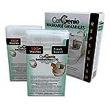 CatGenie 120 2 +1 Emballage Mixte sans Parfum