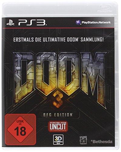 Doom 3: BFG Edition (uncut) - [PlayStation 3]