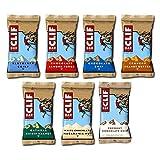 CLIF Bar Variety Probier- Paket 7er (7 x 68g) Energieriegel / Der Energieriegel für Sportler /...