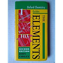 THE ELEMENTS. 2nd edition, édition en anglais