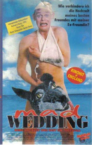 Mad Wedding - Keine Hochzeit und fast ein Todesfall [VHS]