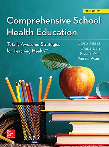 Comprehensive School Health Education (English Edition)