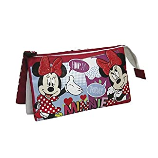 C Y P Minnie Estuches, 22 cm