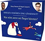 CD WISSEN Junior - Kriegen Eisbären eine Gänsehaut?/Was wäre, wenn wir fliegen könnten? Sammelbox, 6 CDs - Isabelle Auerbach