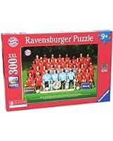 Ravensburger Puzzle 13184 - FC Bayern München Saison 2015/2016, 300 Teile