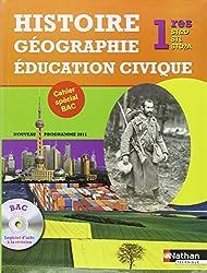 Histoire-Géographie Éducation Civique - 1res STI2D-STL-STD2A