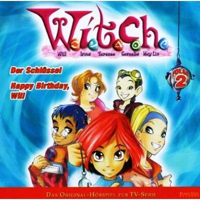 WITCH Folge 2 - Der Schlüssel & Happy Birthday, Will (Original-Hörspiel) [CD / Audiobook]