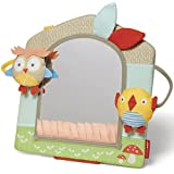 Skip*Hop Miroir d'Activités Treetop Friends Pastel