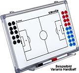 Cawila Coachboard für Handball, magnetische Taktiktafel, verschiedene Größen (45 x 30 cm)
