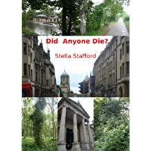 Did Anyone Die? (Little Wychwell Mysteries Book 1)