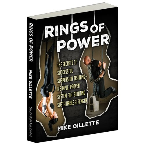 Preisvergleich Produktbild Rings of Power - The Secrets of Successful Suspension Training - A Simple, Proven System for Building Sustainable Strength