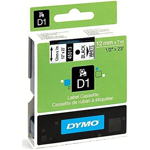 Dymo Label cassette - Cartucho para impresión de etiquetas