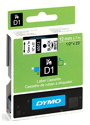 dymo-d1-standard-self-adhesive-labels-for-labelmanager-printers-12-mm-x-7-meters-black-print-on-whit