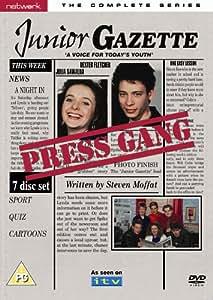 Press Gang (Complete Series Box Set) [DVD]