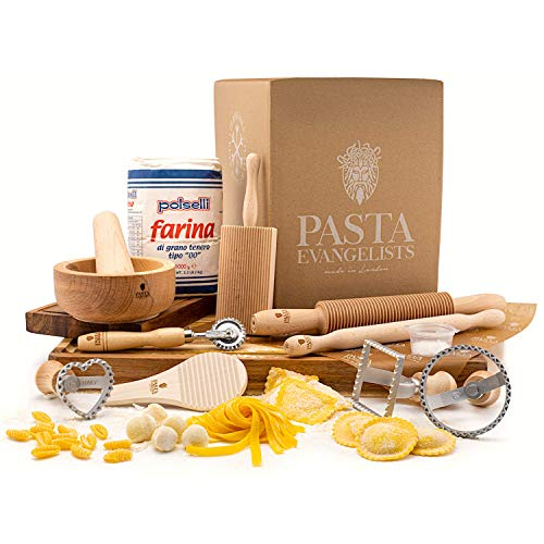 Pasta Making Kit - Pasta Evangel...