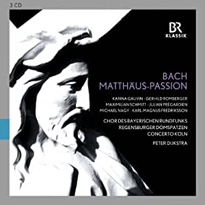 Bach: St Matthew Passion (3 CD)