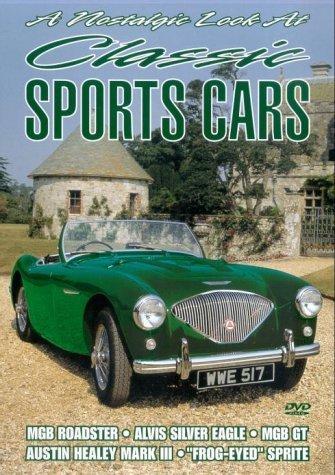 Preisvergleich Produktbild Classic Sports Cars [DVD]