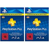 PlayStation Plus Mitgliedschaft - 6 Monate [PS4 Download Code - deutsches Konto]