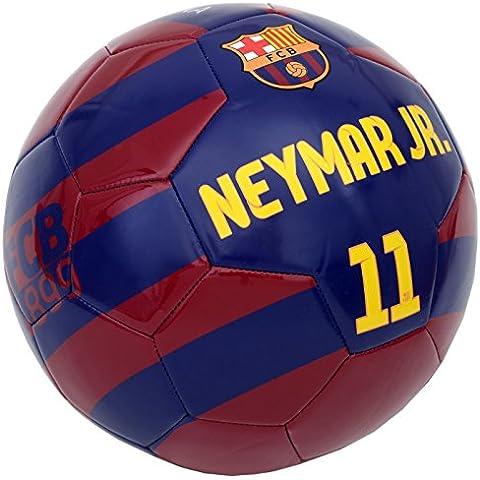 Balón de futbol, Barça, Neymar Junior, colección oficial FC Barcelona, talla 5