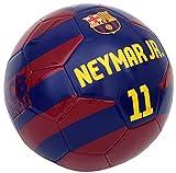 Fußball, BARCA NEYMAR Junior-Offizielle FC Barcelona-Kollektion, Größe 5