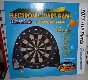 Kamaca sur-electronic en game starlight, jeu de fléchettes à pointe souple, smartness !