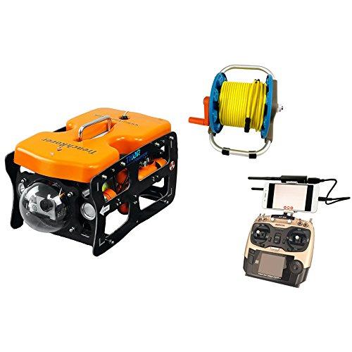 ThorRobotics Unterwasser Drohne 4K Kamera ROV mit FPV HD Unterwasserwelt anzeigen