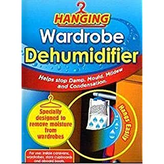 3 X Interior Hanging Wardrobe Dehumidifier By AirWise - Helps Stop Damp by AirWise