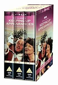 Keeping Up Appearances: Series 3 And 4 [VHS] [1990]