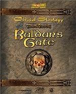Baldur's Gate Official Strategy Guide de Bill Keith