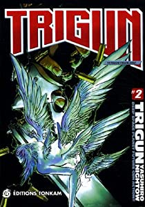 Trigun Edition simple Tome 2