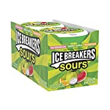 8 Packungen Ice Breakers Sours - Fruit Sours, Zuckerfrei