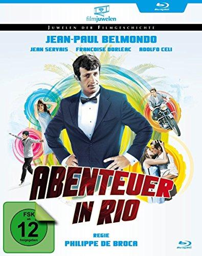 Bild von Abenteuer in Rio - mit Jean-Paul Belmondo (Filmjuwelen) [Blu-ray]