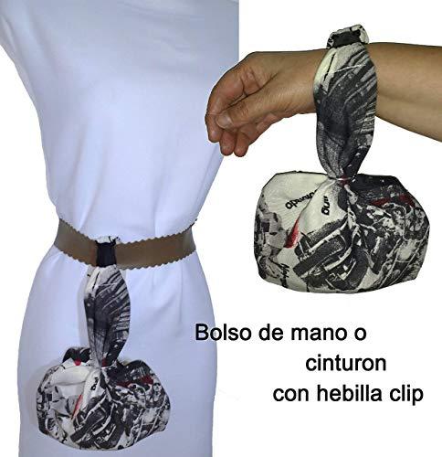 Handtasche damen und herren.ROUTE 66. Der Hand zu tragen oder den Gürtel hängen. Leicht zu öffnen und zu schließen. Sehr komfortabel, exklusiv. handmade. -