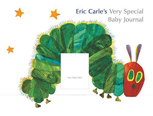 Eric Carle's Very Special Baby Journal (US English) (Eric Carle Handwerk)