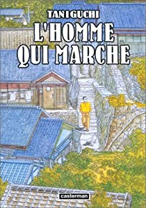 L'Homme Qui Marche Edition simple One-shot
