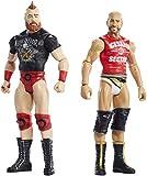WWE Mattel FMF69 Basis Figuren Cesaro und Sheamus boys, 2er Pack, 15 cm
