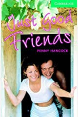 Just Good Friends Level 3 Book with Audio CDs (2) Pack: Lower Intermediate (Cambridge English Readers) Paperback